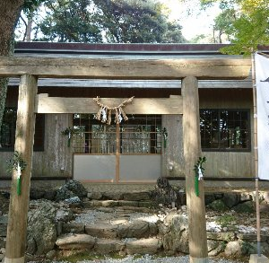 【志摩国一之宮】伊射波神社(いさわじんじゃ)