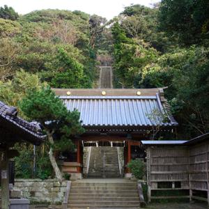 【安房国一之宮】洲崎神社