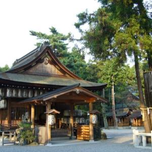 【近江国一之宮】建部神社と戦いの神ヤマトタケル