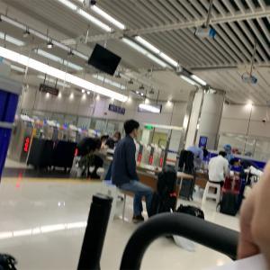 日本から中国に戻ってみた。【香港経由】その②