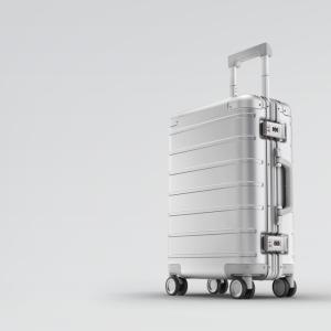 Xiaomi【小米】楽天市場進出記念、アルミスーツケースを買ってみた【シャオミ】【コスパ抜群】