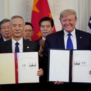 「第1段階」の貿易協定と新興国通貨