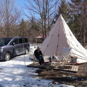 スウィートグラス2020冬キャンプ-1(1日目)