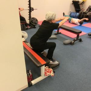 高齢者における筋力トレーニングの重要性