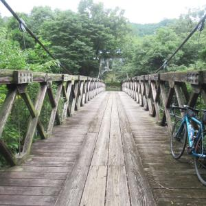 秋山街道経由で、河口湖の方へ行ったきりライド。