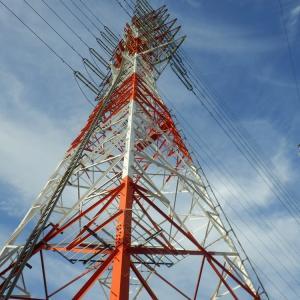 送電鉄塔マニアでもあります。