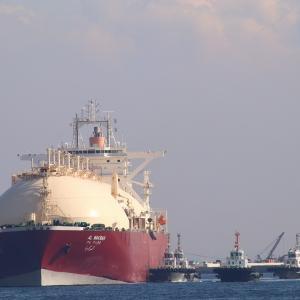 LNGタンカー AL WAKRAH