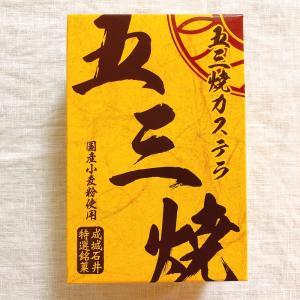 成城石井の五三焼カステラはふっくらとしていて素朴な味わい