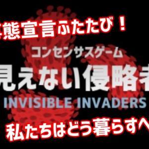 コンセンサスゲーム「見えない侵略者」紹介&感想