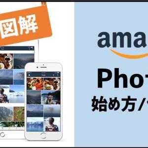 【簡単図解】Amazonプライムフォトの使い方・活用方法