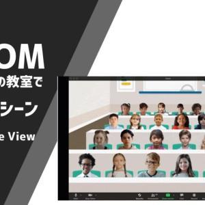 【簡単図解】Zoom「没入型シーン」(Immersive View)のやり方・活用方法