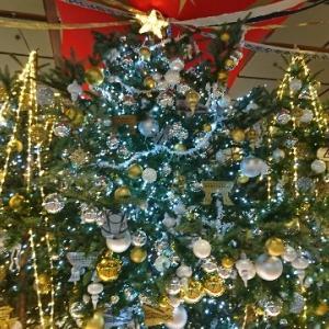いつかの金沢駅のクリスマス。
