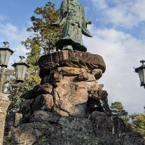 日本武尊像。