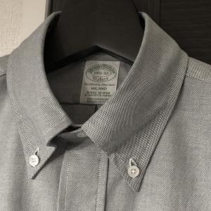 ブルックスブラザーズの米製オックスフォードシャツをレビュー!