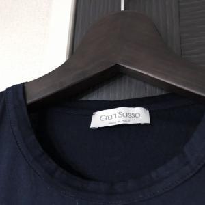 GranSasso(グランサッソ)のTシャツが合わない‥〇〇に気を付けろ!