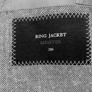 RING JACKET 206 フルオーダージャケットのサイズ感&着こなし編!