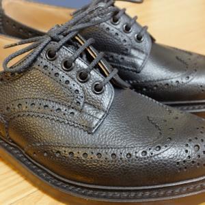 英国靴の個人輸入は得なのか? Tricker's BOURTONを個人輸入してみた。