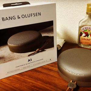 Bang & Olufsen BeoPlay A1 をオススメする2つの理由 【Bluetoothスピーカー】