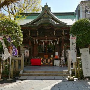 小野照埼神社(東京都台東区下谷)