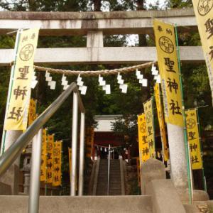 聖神社(埼玉県秩父市)