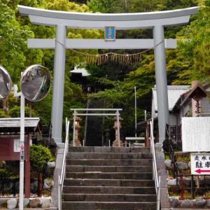 走水神社(神奈川県横須賀市)