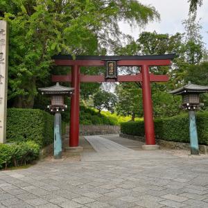 根津神社(東京都文京区根津)