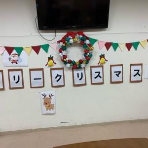 クリスマス会‼️