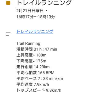 散々な一週間でした。走り過ぎはダメですね。