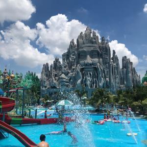 【謎遊園地】ベトナム/ホーチミンのおすすめスポット スイティエン公園