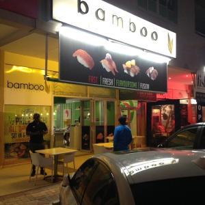 【南アフリカ/ダーバン】海外のローカル回転寿司に入った話