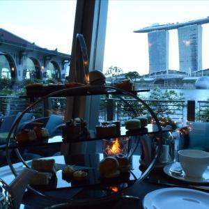 【2020年3月】THE FULLERTON BAY HOTELのアフタヌーン・イブニングティーが30%オフなので行ってきた!【シンガポール】