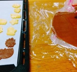 たまにはおまかせクッキング。兄妹だけで、クッキー作りしました。