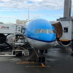 【シニアトラベラーKLMビジネスクラス搭乗記】シニアトラベラー、スペインへ行く(その1)
