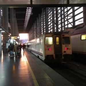 【シニアトラベラースペイン鉄道に乗る】シニアトラベラー、スペインへ行く(その6)