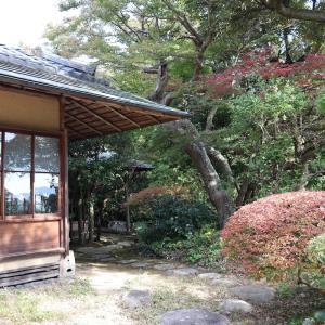 【鎌倉いいね】湘南邸園文化祭に参加。旧山本条太郎邸へ行った。