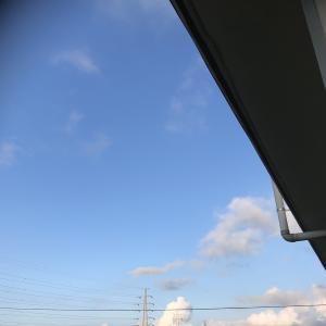 今朝もエアコンつけっぱなしで、爽やかな目覚め。でも。