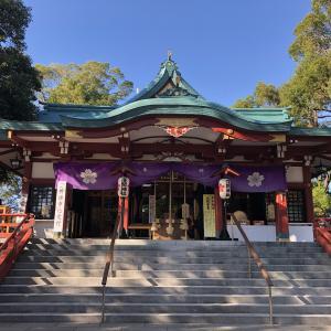 【アラ還さんぽ】田園調布のパワースポット、多摩川浅間神社。そして美味しいランチ(回顧録)。