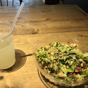 【アラ還さんぽ】さんぽでサラダ。健康の二乗。