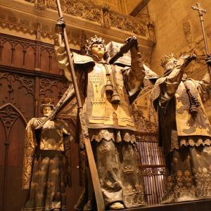 【シニア旅】世界中の偉人たちに会いに行く。スペインに眠るコロンブス。