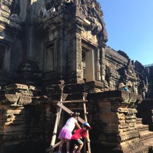 4歳6歳子連れカンボジア・アンコール遺跡巡り…3泊4日〜まとめ