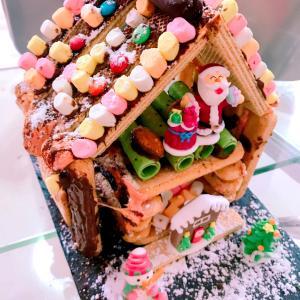 崩れた「お菓子の家」はまさに…あれ!!