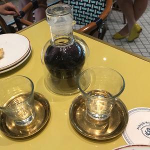 高級コーヒーSingapore Coffee @Raffles Arcade