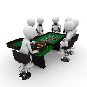 このギャンブルやりますか?  ルーレットとS&P500
