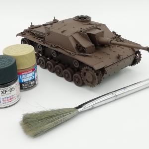 【タミヤ】 Ⅲ号突撃砲G型(初期型) その5