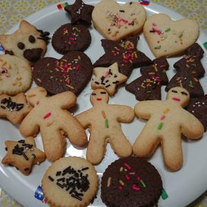 ☆クリスマスクッキー