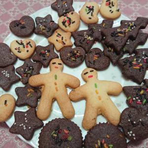 ☆クリスマスクッキーpart2