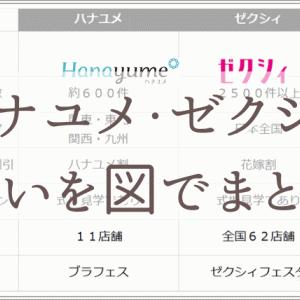 【2020年最新】ハナユメとゼクシィの違いはこれ!どっちを使えばいいか比較する[ブログ]