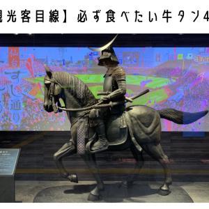 【観光客目線】旅から帰る前に必ず食べたい仙台牛タン4選