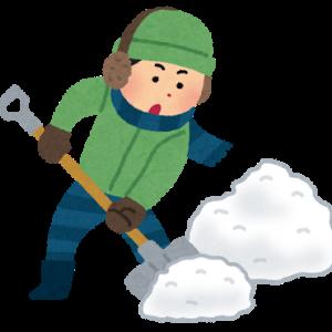 【雪かき】しんどい、つらい、を解決します|+40's Door(40代の扉)