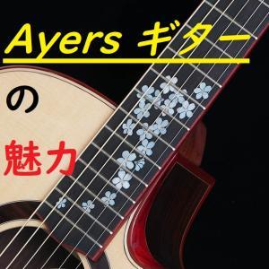 Ayersギター|ベトナム工場熟練工が製作、新岡大氏監修の美しい手工ギター。カスタムオーダー最強コスパについて|タイキ